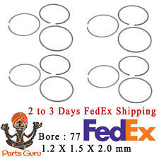 06-16 MINI R55 R56 R57 R58 R60 Cooper Countryman Paceman S 1.6L PISTON RINGS SET