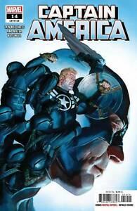 Captain America #14  Marvel Comic Book, 2019, NM