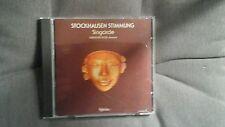 STOCKHAUSEN STIMMUNG - SINGCIRCLE. GREGORY ROSE DIRECTOR. CD