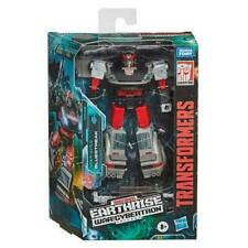 Hasbro Transformers Earthrise War for Cybertron Deluxe Bluestreak Action Figure (E74635L00)