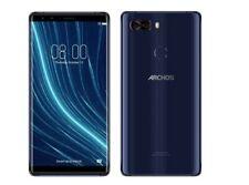ARCHOS Diamond Omega - 128GB - Blau (Ohne Simlock) Smartphone