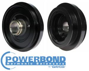 RACE 25% U/D BALANCER FOR CHEVROLET LS1 L98 LS2 LS3 L99 LT1 5.7L 6.0L 6.2L V8