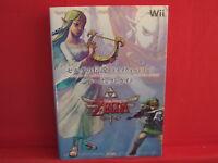 The Legend of Zelda: Skyward Sword perfect guide book / Wii