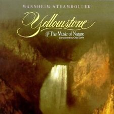 Mannheim Steamroller Yellowstone-The music of nature (1989) [CD]