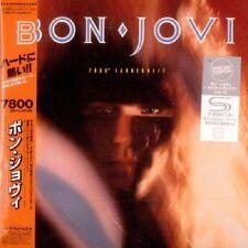 "BON JOVI ""7800° Fahrenheit"" CD jap Reissue 2010 +3Bonus Live Mercury UICY-94547"