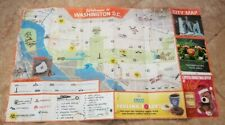 The Division 2 Collector's Edition Double-Sided Map of Washington, D.C. + Poster