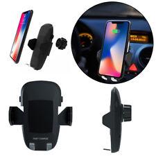 Qi Auto Kabellos Laden Induktive Ladestation Ladegeräte Drahtlos Wireless Charge