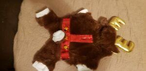 Dog Raindeer Costume SZ Xsmall.