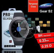 Tempered Glass Screen Protector for Samsung Gear S2/S2 Classic Watch
