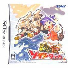Used Nintendo DS Zoids Dash Japan Import (Free Shipping)