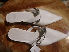 De Sandalias BlancasTalla 41Compra Tiras Calzado Mujer Con IYbfg76yv