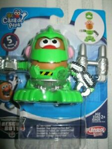 New Mr. Potato Head Transformers Rescue Bots Boulder Mixable Mashable Heroes
