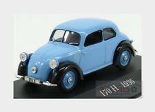 Mercedes Benz 170H 1936 Light Blue Black EDICOLA 1:43 MEBEOFMOSAMCOLL029