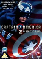 Captain America - Death Too Soon DVD Neuf DVD (101FILMS029)