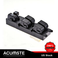 Electric Master Window Switch Front  Driver Side For Toyota Corolla Camry Avalon
