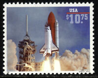 SCOTT 2544A 1995 $10.75 SPACE SHUTTLE ENDEAVOUR ISSUE MNH OG VF CAT $20!