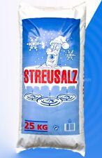 Ehygiene Streusalz 25 Kg - Auftausalz für den professionellen Winterdienst