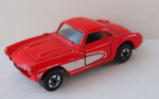 ROAD CHAMPS 57 CORVETTE MADE IN HONG KONG 1982 ISSUE