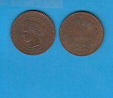 gertbrolen 10 Centimes bronze Type Cérès   1895 Paris