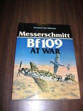 Messerschmitt Bf109 at War by Armand Van Ishoven (1977, Hardcover)