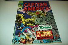 CAPITAN AMERICA N.4-FERMARE IL MOSTRO MECCANICO!EDITORIALE CORNO GIUGNO 1973