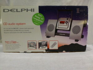 DELPHI CD audio system inc/ Cmd/MP3 & am/ fm reciever