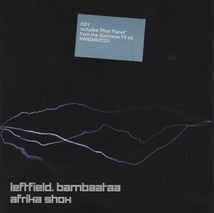 Leftfield Africa Bambaataa – Afrika Shox 3-Track CD Single (Phat Planet)
