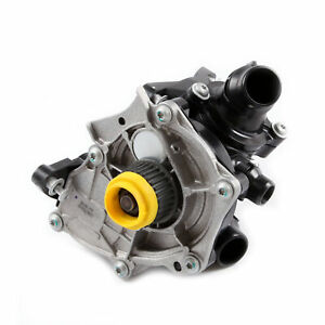 Engine Mechanical Water Pump Assembly Fit For VW Jetta Beetle Passat 1.8T/2.0T