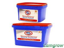 Guanokalong  Guano Black 1Kg & 3Kg - 100% Natural Pelletized Fertilizer For Soil