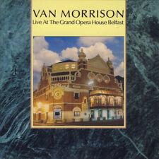 "(18)  Van Morrison –""Live At The Grand Opera House Belfast""- Rare UK CD 2008-New"