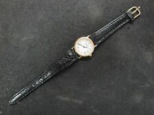 Raymond Weil Geneve Womens Gold Plated Quartz Watch 5314