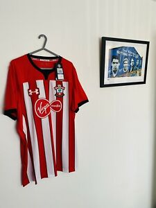 Southampton Home 2018/19 X5 Football Shirts BNWT Adult XL New In Bag Bundle