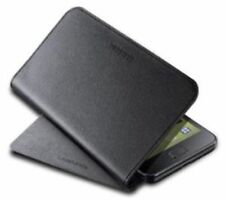 Samsung Leather Pouch - To Suit Samsung i9100 Galaxy S II - Black