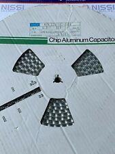 1000PCS NICHICON UWF0J221MBR1GS 2249187-0004 6.3V 220uF 20% Aluminum Electrolyt