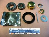 1x Kit de Roulement de Roue avec Accessoires Essieu Arrière Gauche VW Golf III