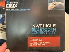 Crux BEEBH-02 Bluetooth Handsfree Kit for select Honda Civic CRV & Odyssey