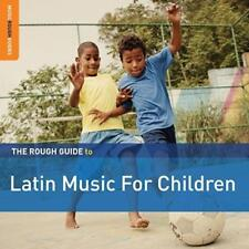 The Rough Guide To Latin Music For Children (Second Edition) - Various (NEW 2CD)