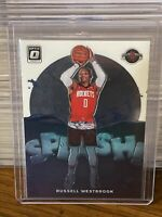 2019 - 2020 Donruss Optic Russell Westbrook Splash Insert Houston Rockets Mint