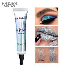 Natural Waterproof  Eyeshadow Primer Makeup Fix Gel Glitter Eye Makeup Cream
