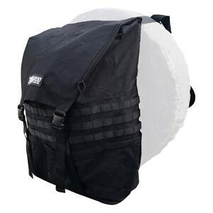 Trasharoo Spare Wheel Rubbish Bag - Black - DA1591