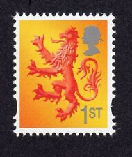 2016 SCOTLAND 1st Class GREY REPRINT Single Stamp