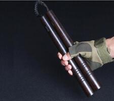 Chinese martial arts weapon: Ebony made of ebony.