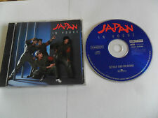 JAPAN - In Vogue (CD 1996) New Wave
