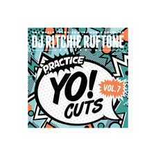 "DJ RITCHIE RUFTONE - Practice Yo! Cuts Vol 7 - Vinyl (7"")"