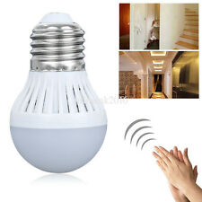Cold White Sound Activated Controlled Light Voice Light Sensor LED Lamp PN1
