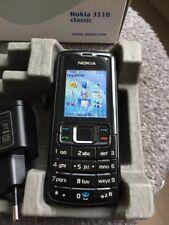 Nokia  Classic 3110 - Schwarz (Ohne Simlock) Handy