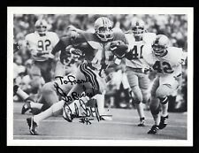 >orig. ARCHIE GRIFFIN Autographed **FOOTBALL PHOTO** Ohio State Buckeyes
