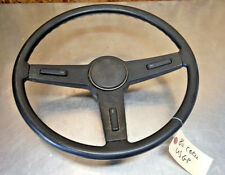 80 TOYOTA CELICA USGP SUPRA? LIFTBACK GT 2 Spoke Steering Wheel OEM T O Y O T A