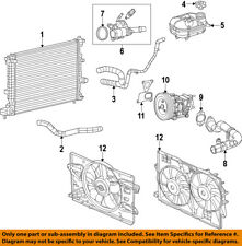 Jeep CHRYSLER OEM 14-16 Cherokee-Radiator 68229284AB