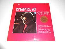 LP RCA ARL1 1569 EMANUEL AX CHOPIN